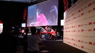 Scene from e-Sports X stage at Tokyo Game Show 2018 [RAW VIDEO]