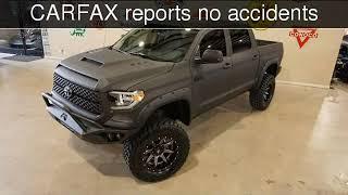 2019 Toyota Tundra Platinum Used Cars - Carrollton,TX - 2019-01-20