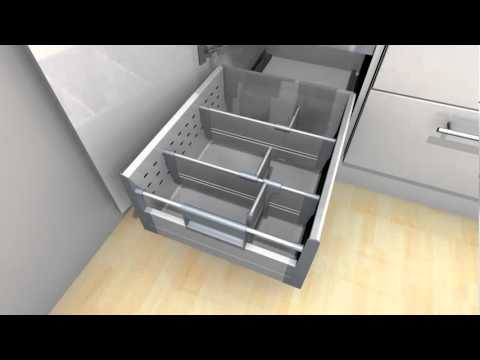 orga line organizador para despensa tipo torre de blum video demostraci n youtube. Black Bedroom Furniture Sets. Home Design Ideas