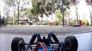 1/10 RC BUGGY BASHING ON 3S *GONE WRONG*