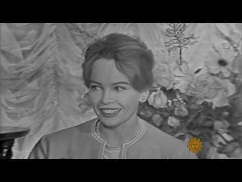 Leslie Caron's life on screen
