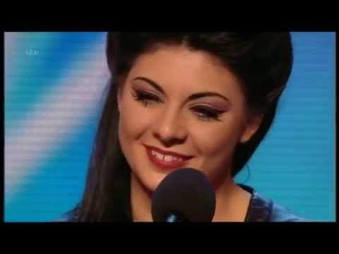 BRITAINS GOT TALENT 2014 AUDITIONS - LUCY KAY (SOPRANO)