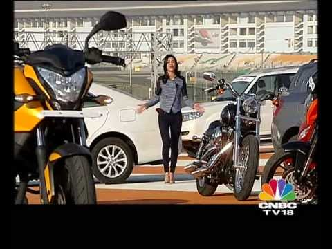 CNBC-TV18 OVERDRIVE awards 2013 - the jury and cars