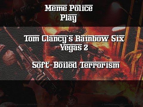 Rainbow Six Vegas 2 Ep 2: Soft-Boiled Terrorism