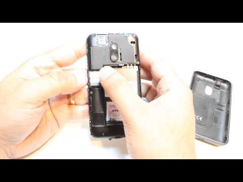 SD & Sim card set and replace in Nokia lumia 620