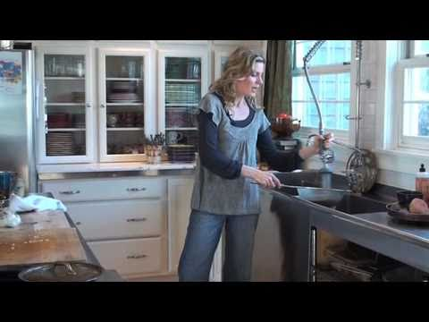 New Tracy Porter Cooking Video... Lentil Salad