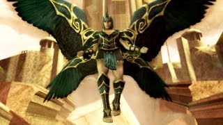 God of War Chains of Olympus: Persephone Final Boss Fight PS3 (1080p 60fps)
