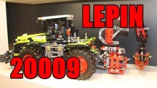 LEPIN 20009 CLASS XERION 5000 TRAC VC
