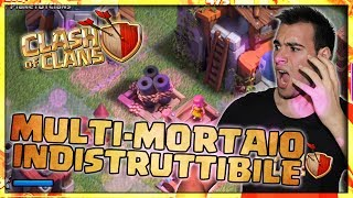 MULTI-MORTAIO INARRESTABILE 😱 LE MIE STRATEGIE DI ATTACCO SU BH4 COME VINCERE CLASH OF CLANS