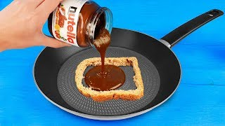 12 Life Hacks with Nutella