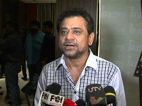 Anees Bazmi Attends 'Location 2012' Exhibition - Latest Bollywood News
