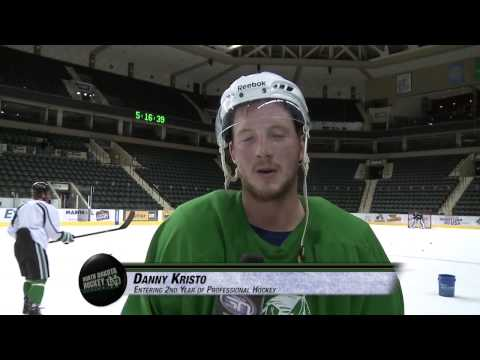 North Dakota Hockey with Dave Hakstol 9 16 14