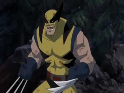 Hulk Vs Wolverine (song By Skillet- Monster) video