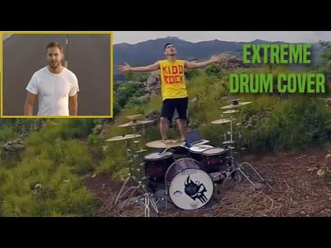 Calvin Harris - Summer | Ikmal Tobing Extreme Drum Cover |