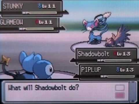 Pokemon Platinum Walkthrough Part 10