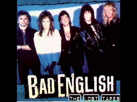Bad English - Forget me Not