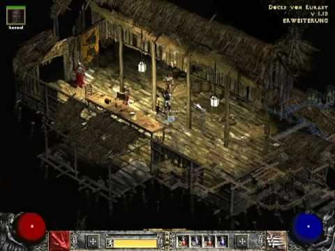 RTS Diablo 2 Lord of Destruction PC in 58:52 by FraGFroG