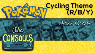 Cycling Theme (Pokémon Red/Blue/Yellow) - The Consouls