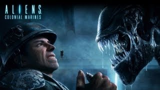 Aliens Colonial Marines |Gameplay| [II X4 631 & HD6450 1GB] HD