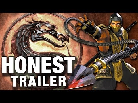 MORTAL KOMBAT (Honest Game Trailers)