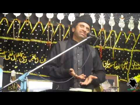 Allama Nasir Abbas of Multan - 24th Muharram 1434 - AGHA Northampton UK - 09/12/2012