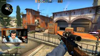 """""""EL HACKERFRAGER!!""""Counter-Strike: Global Offensive #212 -sTaXx"""