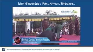 Islam d'Indonésie - Paix, amour et tolérance