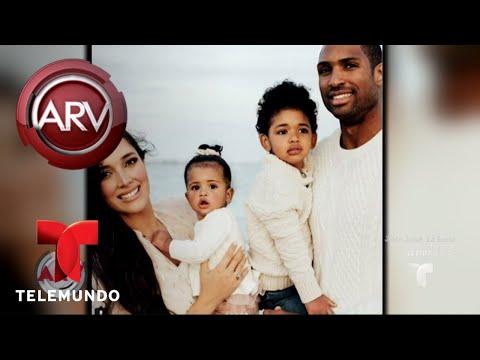 Amelia Vega anuncia que espera su tercer hijo | Al Rojo Vivo | Telemundo