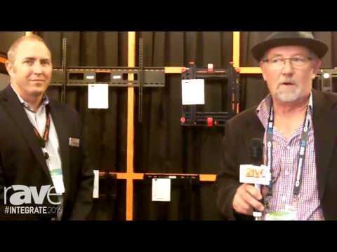 Integrate 2016: Screen Technics Introduces the Peerless-AV Range of Products
