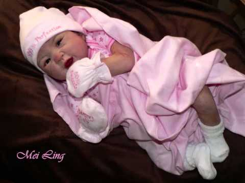 Asian Reborn Baby Ooak Adopted Youtube