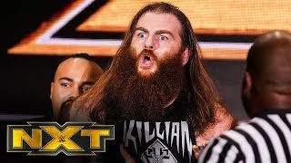Killain Dain wants a piece of Pete Dunne: NXT Exclusive, Oct. 16, 2019
