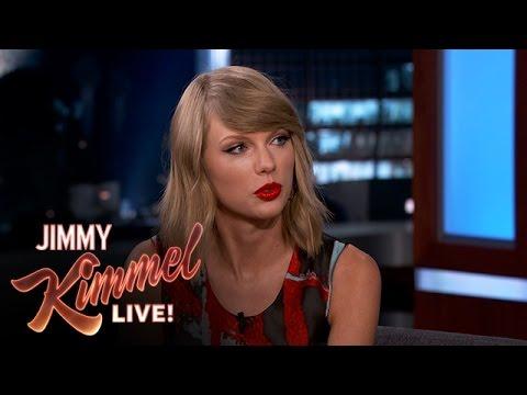 Taylor Swift on Her Lyrics