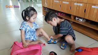 Gold Sea Tan Học - Trường Chúng Cháu Là Trường Mầm Non Nhạc Thiếu Nhi