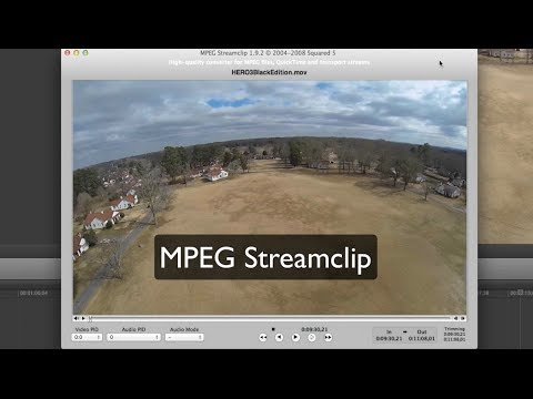 How To Trim & Cut Video Files ~ MPEG Streamclip Tutorial
