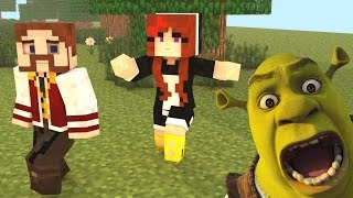 SAIAM DO MEU PÂNTANO! - Minecraft Build Battle