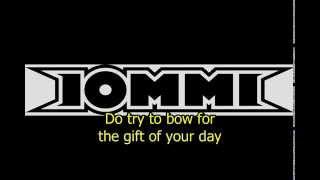 Watch Tony Iommi Patterns video