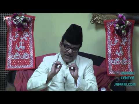 26th Ramazan 1434 Maulana Abid Bilgrami