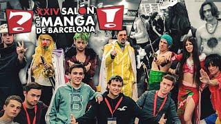 SALÓN DEL MANGA DE BARCELONA 2018 | IMPRESIONANTE SEMANA - EL QUINTO EMPERADOR EPIC VLOG