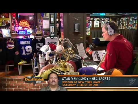 Stan Van Gundy on The Dan Patrick Show 4/18/13