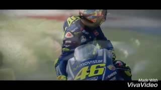 Valentino Rossi 2017-Faded