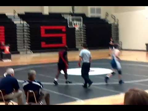Little Rock Christian Academy Wrestling T.J. Kimbrough Pt.2