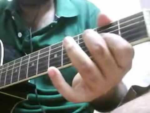 Kholo kholo darwaze guitar intro lesson