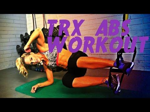 TRX Abs Workout