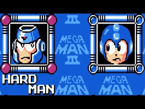 Mega Man 3 Hard Man Kill