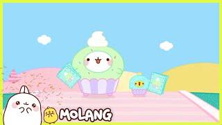 Molang - Cupcake | Full Molang episodes - Cartoon for kids