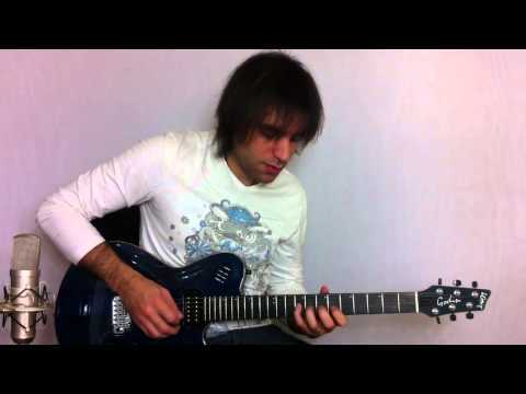Cómo tocar blues   T-Bone Walker style -  blues licks -  Miguel Rivera