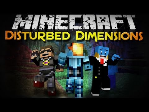 Minecraft: Disturbed Dimensions w/ SkyDoesMinecraft and HuskyMudkipz!