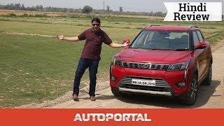 Mahindra XUV 300 Petrol — Hindi review - Autoportal
