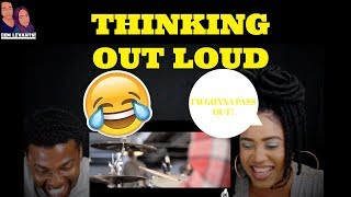 Download Lagu Ed Sheeran - SHREDS - Thinking Out Loud| HILARIOUS REACTION!!! Gratis STAFABAND