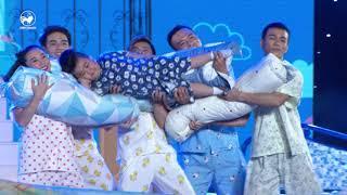 Tí hon nhạc hội | Mẹ vắng nhà làm gì - Bé Tin Tin, Tuấn Kiệt, Phát La